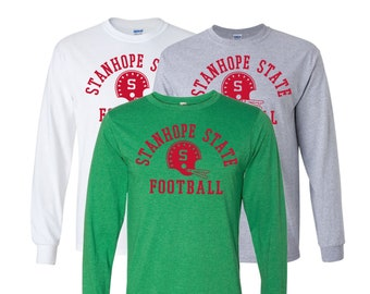 Stanhope State Football Team Issued Long Sleeve T-Shirt