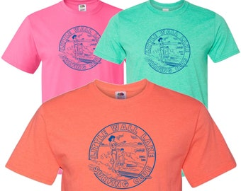 Little Wall Lake Surfing Club T-Shirt