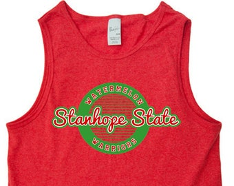 Old School Stanhope State Tank Top