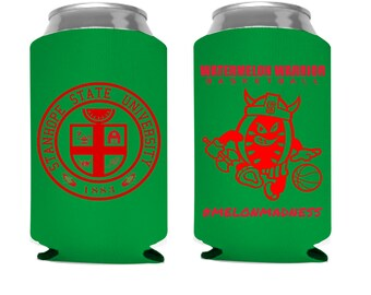 Official Stanhope State Fold Flat Beverage Coolie