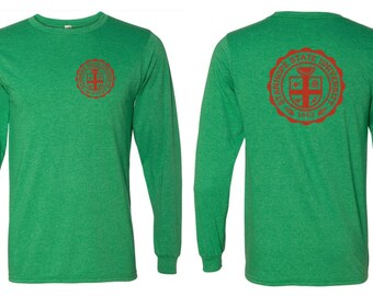 The Collegiate Long Sleeve T-shirt