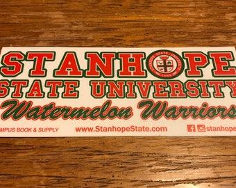 Campus Issue Bumper Sticker