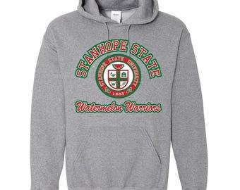 Campus Issue -- Heavy Blend Hooded Sweatshirt