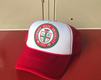Stanhope State Mesh Trucker Hat