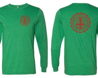The Collegiate Long Sleeve T-shirt