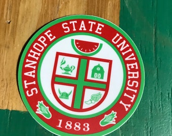Stanhope State School Seal Magnet