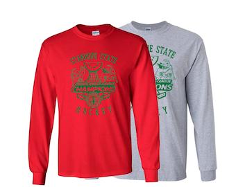 Stanhope State Hockey Champions Longsleeve T-Shirt