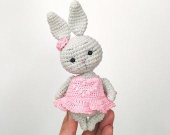 Crochet Toys Basket