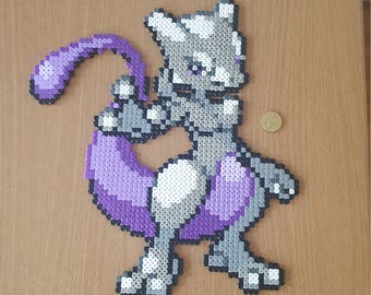 Pokemon Pixel Bead Art Etsy
