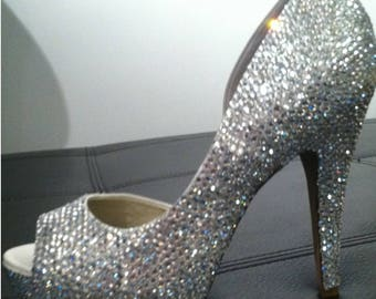 Strass / **Blinged** Shoes