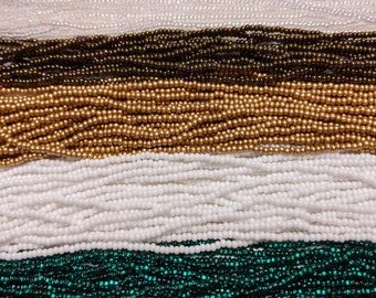 0.5 kg Czech Preciosa Rocaille 11//0 Glass Seed Beads Color 37175 Wholesale