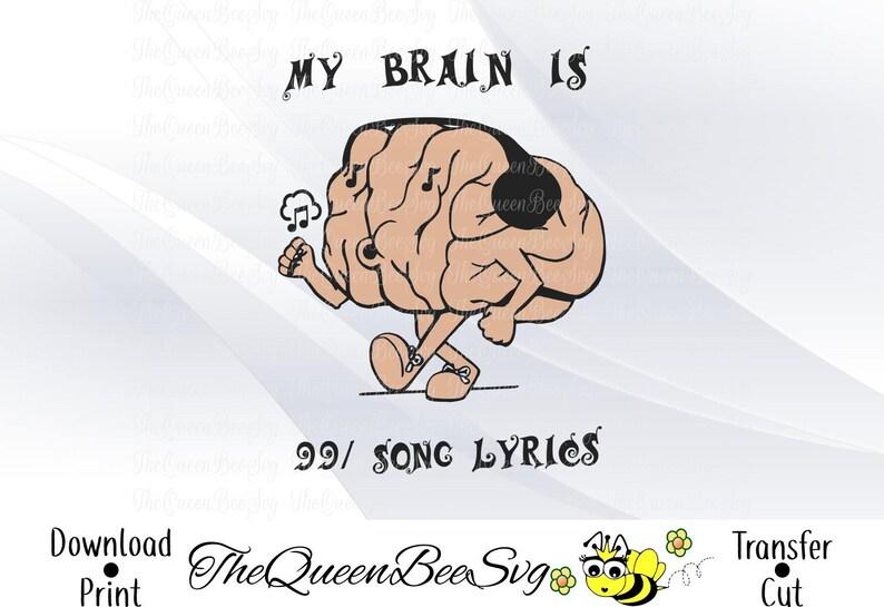7b96fc9ccae4 Song lyrics music lover gift cricut svg download design dj