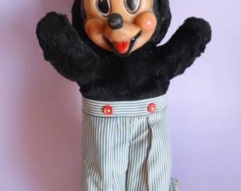 Disney Mickey Maus Freunde Daisy Schlüsselanhänger PVC Figur Schlüsselhalter Film- & TV-Spielzeug