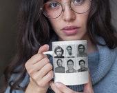 Ted Bundy Police Mugshot Coffee Mug