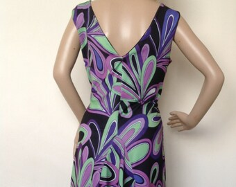 Argentine tango dress in med to large size