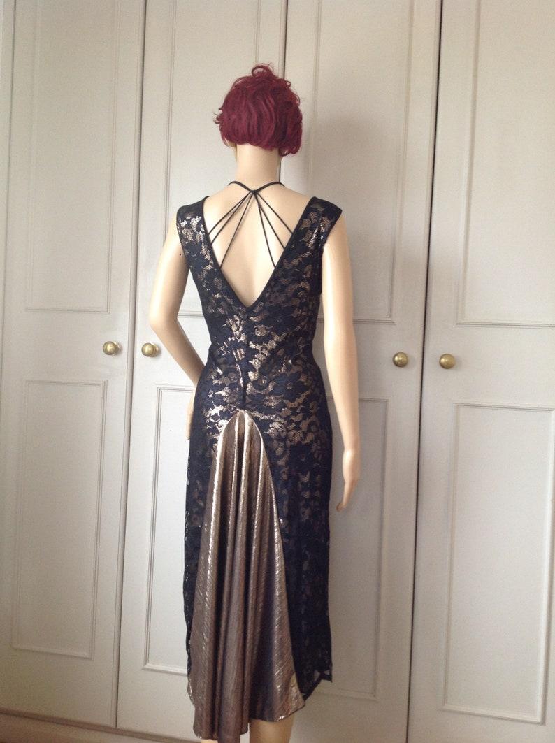 Kleid Zwei Farben