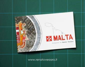 Sketchbook Malta