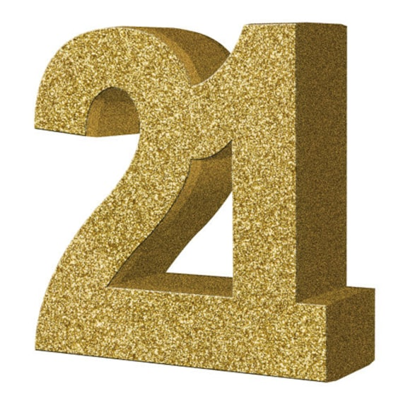 Gold Glitter 21st Birthday Party Table Decoration Gold 21 Etsy,Colored Stainless Steel Tumblers