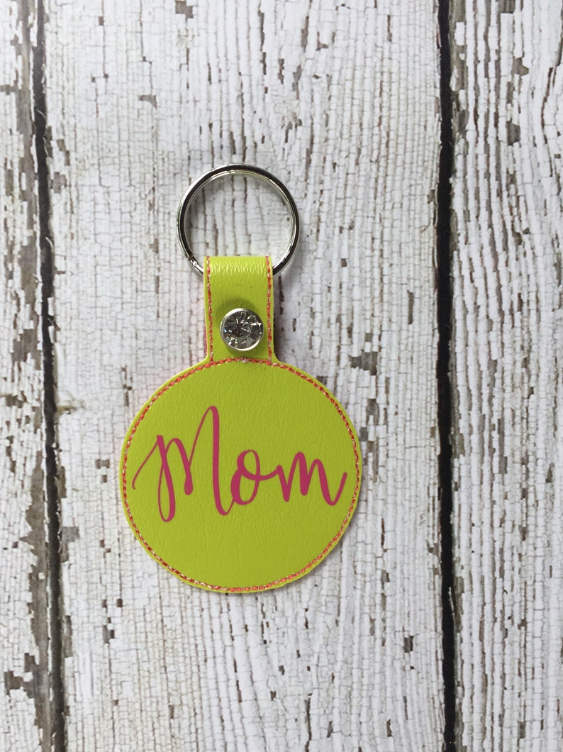 Mom Keychain Gift Birthday For Christmas Ideas
