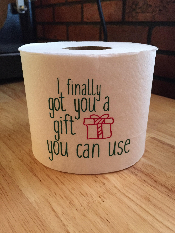 Funny Christmas Gag Gift Christmas Funny Gag Gift Gag Gift | Etsy
