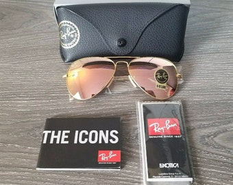 d975f77027f0 New Authentic Ray-Ban RB3025 Aviator 112 Z2