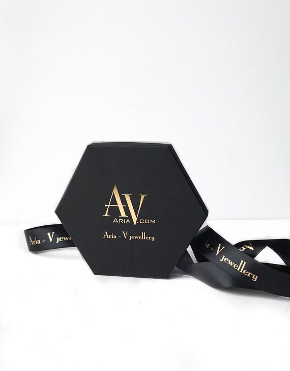 50pcs Custom jewelry gift box dog collar necklace trinket groomsmen packing tie giftbox personalized makeup belt storage
