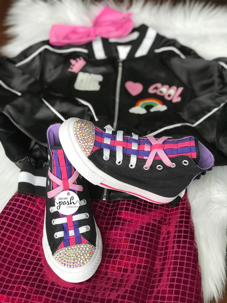 564d09350d1 JoJo Siwa Costume JoJo Siwa Halloween Party Shoes JoJo Siwa