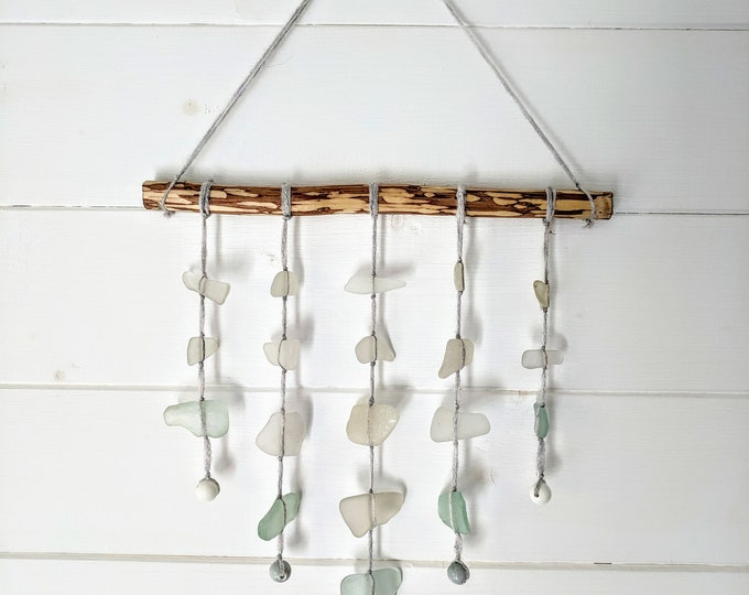 Medium Sea Glass Wall Hanging