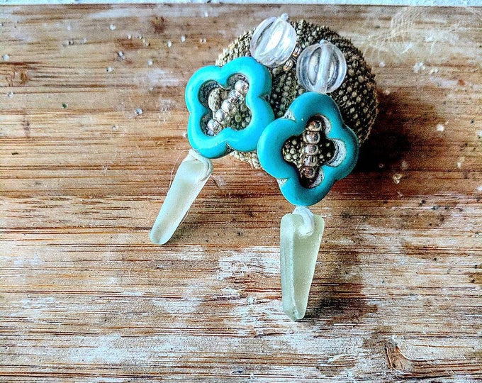 Moroccan Night Stud Earrings