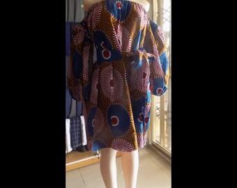 Tiwa ankara dress