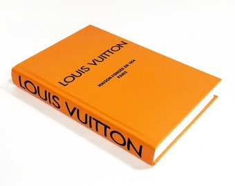 206b7857cf63 1 Louis Vuitton Orange Bag Book