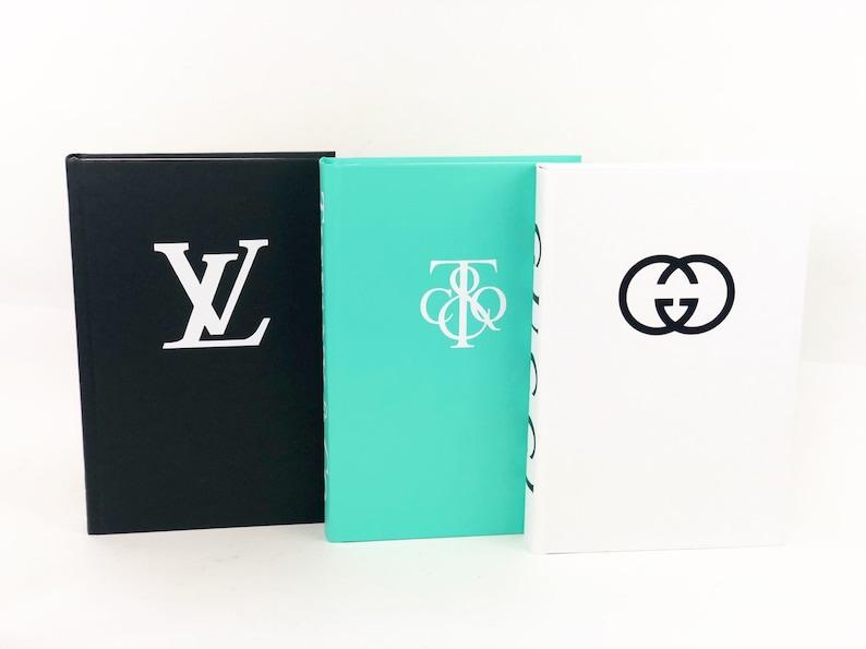 04fe7b05009a 3 BOOKS White Black Tiffany Blue Tiffany   Co Gucci Louis