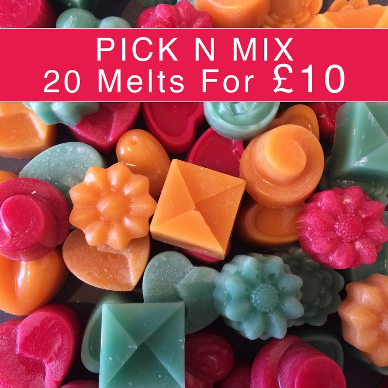 94e262d0316c8 20 Pick & Mix Wax Melt Designer Fragrance - you choose scent!