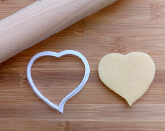 Love Heart Cookie Cutter / Biscuit Cutter 3D Printed