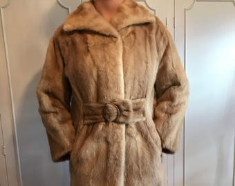 Original fur coat