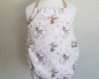 dc359f89af5 Bambi print baby halter neck romper - available in sizes 0-3 months - 2T