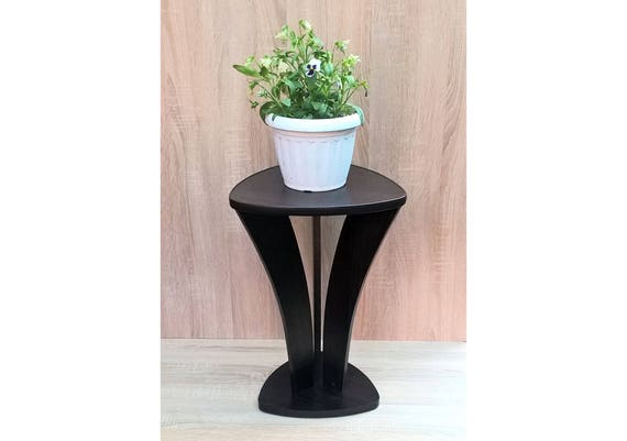 Pedestal Plant Stand Orleans 3. Flower Pot Stand Plant Stand Plant Pot  Stand Wooden Plant Stand Indoor Plant Stand Plant Table Plant Shelf