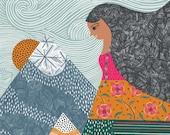 Super Girls + Women: Lhakpa Sherpa Print