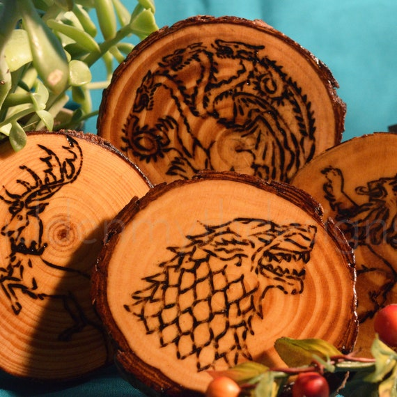Game of Thrones Coaster Set
