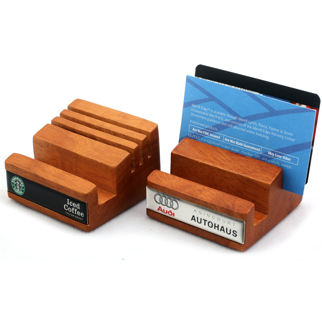 Business Card Holder 50 Quantity Usd 9 98 Each Promotional