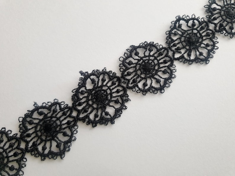 customized gift Midnight Clock Thick Black Lace Choker Necklace Vintage Gothic Victorian Style Tattoo Festival Dainty Dress Choker