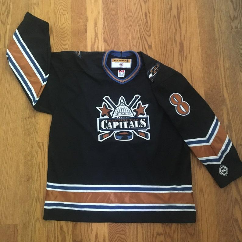 a311e8481de Vintage KOHO Washington Capitals Alexander Ovechkin Hockey | Etsy