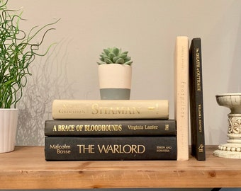 Book Shelf Decor Etsy