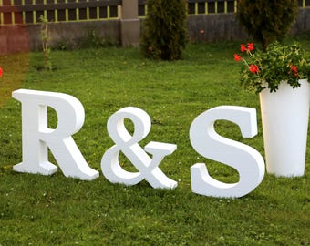 Party Letter Wedding Letters Large Foam Big Decorations Kids Decoration Birthday Photo Session