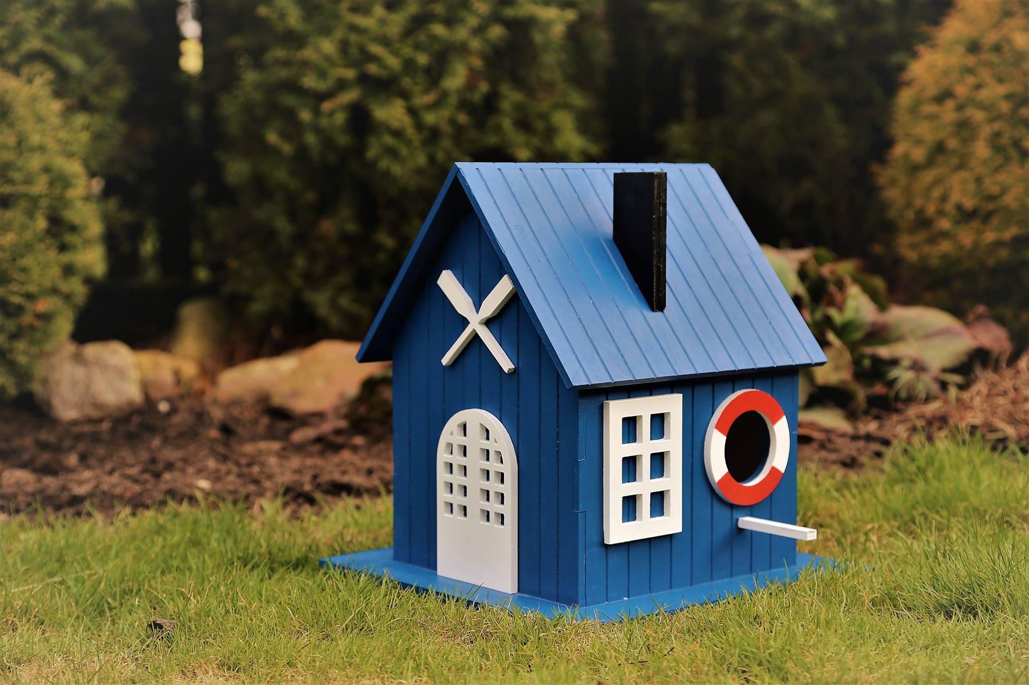 Vogelhaus Vogel Haus Meer Vogelhaus Outdoor Vogelhaus große | Etsy