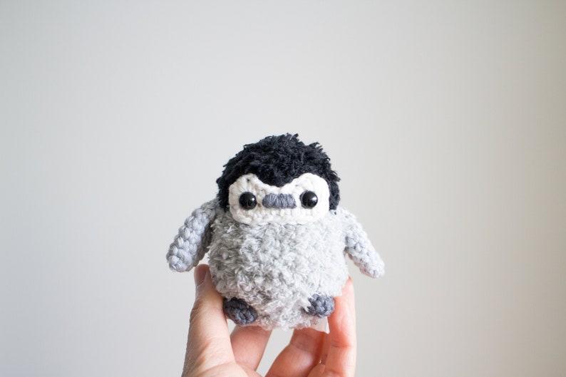 Baby Penguin Doll North Pole Baby Animals  Penguin Decor image 0
