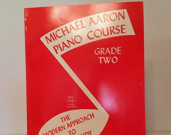 Michael Aaron Piano Course | Grade Two - The Modern Approach to Piano Study
