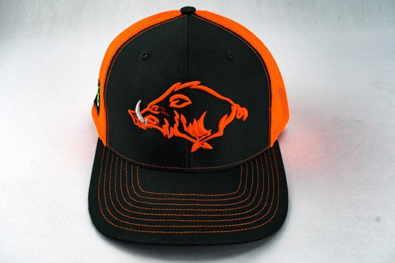 701022f8cbe82 Hunting Hog hat hog hunting hunting Trucker hat hunting
