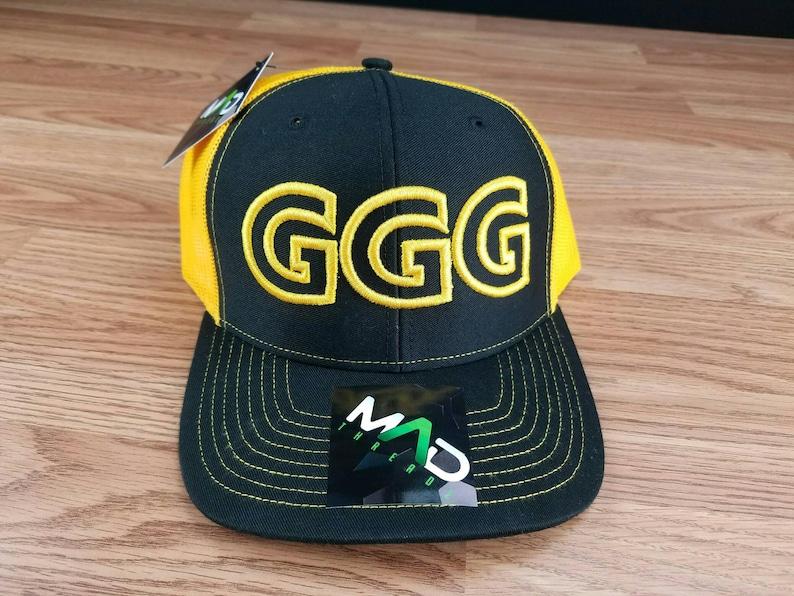 150a272b49ddf GGG hat gennady golovkin hat mexican style ggg Boxing