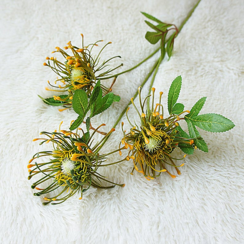 Artificial Hydrangea Artificial flowers Silk Hydrangea Floral Supplies Faux Flowers DR532
